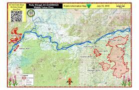 Wildfire Alaska 2015 Map by 2015 07 13 13 58 47 618 Cdt Jpeg
