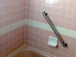 Bathtub Handrails Handicapped Bathroom Grab Bars Installation Cost