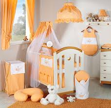 chambre bebe orange deco chambre bebe orange visuel 8