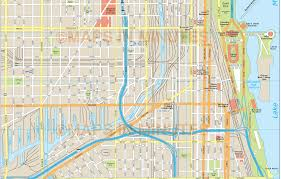 City Map Of Chicago by Mimchicagocsdet2 Png