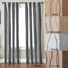 How To Make Curtains Longer Rod Pocket Curtains Scalisi Architects