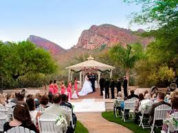 wedding venues in tucson az reflections at the buttes weddings tucson here comes the guide