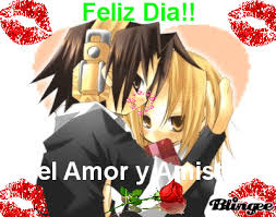 Imagenes De Amor Y Amistad Anime | amor y amistad anime picture 130550976 blingee com
