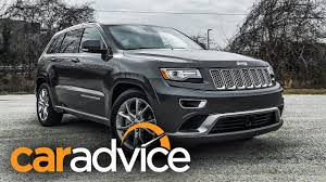 brown jeep grand cherokee 2017 jeep grand cherokee summit platinum first drive active noise