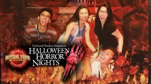 rip halloween horror nights vlog halloween horror nights 5 universal studios singapore