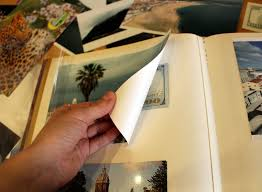 photo album magnetic pages magnetic page photo album hiding place 5 steps with pictures