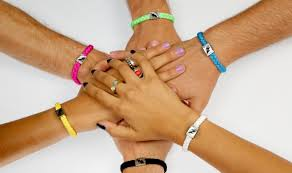 family bracelets electric family bracelet relentless beats