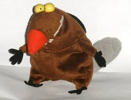 image angry beavers star beans daggett plush jpg the angry