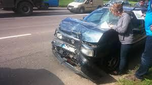 volkswagen audi alytuje per avariją u201eaudi u201c atsidūrė tarp dviejų u201evolkswagen u201c delfi