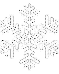 snowflake templates snowflake 1
