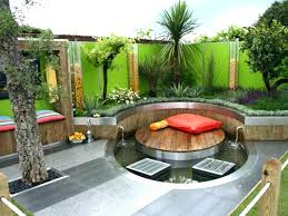 Patio Landscape Design Ideas Rectangular Backyard Landscaping Plans Large Size Of Patio Outdoor