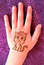 42 easy mehndi designs for kids adoring the hands of princesses