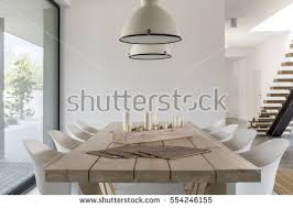 White Wooden Dining Table And Chairs Dining Table Stock Images Royalty Free Images U0026 Vectors