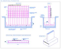 Reinforced Concrete Detallesconstructivosnet - Reinforced concrete wall design example