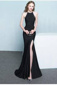 Cheap Gowns The 25 Best Black Evening Gowns Ideas On Pinterest Black Elsa