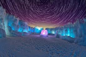 New Hampshire natural attractions images These gigantic glowing ice castles take the sting out of winter jpg