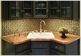 Corner Sink Kitchen Of Save Your Space With Corner Kitchen Sinks - Kitchen with corner sink