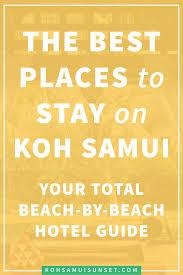 the 25 best bungalow koh samui ideas on pinterest flitterwochen