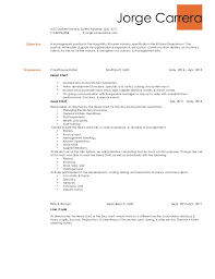 culinary resume nardellidesign com