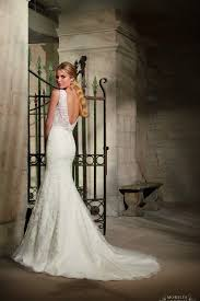 mori bridal mori bridal 2714 lace applique wedding dress