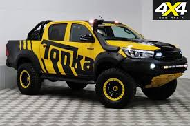 concept off road truck toyota hilux tonka concept replica is up for sale 4x4 australia
