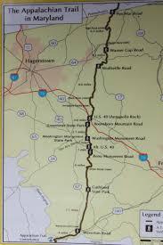 Appalachian Trail Map Pennsylvania by Appalachian Trail In Maryland Photos Diagrams U0026 Topos Summitpost