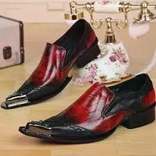 wedding shoes korea autumn and leather men s shoe korea style slide mix