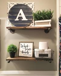 Decorate Bathroom Shelves 573 Likes 17 Comments Robin Norton Rock N Robs On Instagram