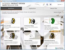autodesk product design suite product design suite 2017 help launchpad for product design suite