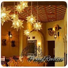 Mexican Pendant Lights Indoor Outdoor Illumination
