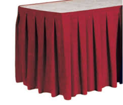 table skirting table skirts dallas midwest