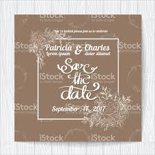 Weeding Invitation Card Wedding Invitation Card Templates Stock Vector Art 663866822 Istock