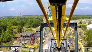 Where Is Six Flags Nj Batman Backwards Rear Seat On Ride Hd Pov 60fps Six Flags Great