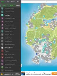 Health Map Interactive Map For Gta 5 Unofficial For Iphone Download
