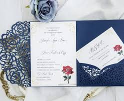 and the beast wedding invitations and the beast wedding invitations and the beast