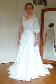 essayage robe de mariã e patron toile de robe de mariée dubois igwana création et