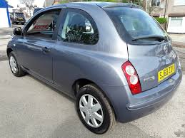 nissan micra top speed nissan micra 1 2 visia 3dr manual for sale in ellesmere port