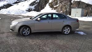 chevrolet epica 2 0d lt 4d a sedan 2008 used vehicle nettiauto