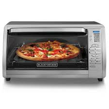 Black Decker Toaster Oven Replacement Parts Black Decker 6 Slice Digital Convection Toaster Oven Stainless