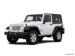 jeep wrangler 2 door sport 2016 jeep wrangler kelley blue book