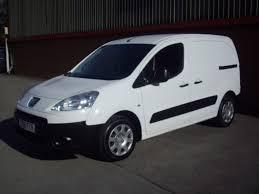 peugeot partner van used peugeot partner 625 1 6 hdi 75 professional van for sale in