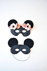 diy mickey mouse mask kids craft u0026 diy pinterest mouse mask