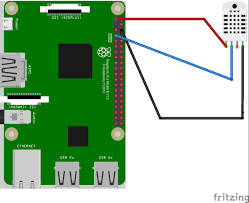 iot temperature u0026 humidity to initial state using a raspberry pi