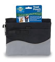 personalized halloween treat bags pet supplies petsafe treat pouch sport black pet food storage