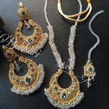 18k gold plated jewellery set price in pakistan m007545 check