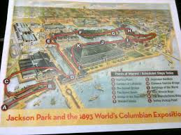 Chicago World S Fair 1893 Map by Good For You Fleet Feet History Run 1893 World U0027s Fair