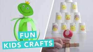 quick and easy crafts for kids nailed it youtube