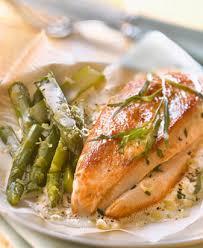 cuisiner le blanc de poulet un plat exquis et raffiné une papillote de blanc de poulet