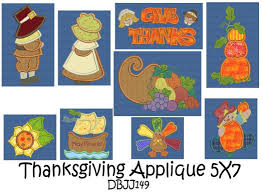 thanksgiving applique machine embroidery designs designs by juju
