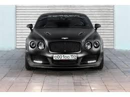 bentley grill 2009 topcar continental gt bullet conceptcarz com